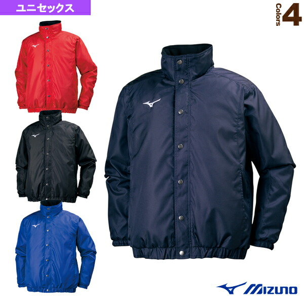 中綿ウォーマーシャツ/ユニセックス(32JE7551)