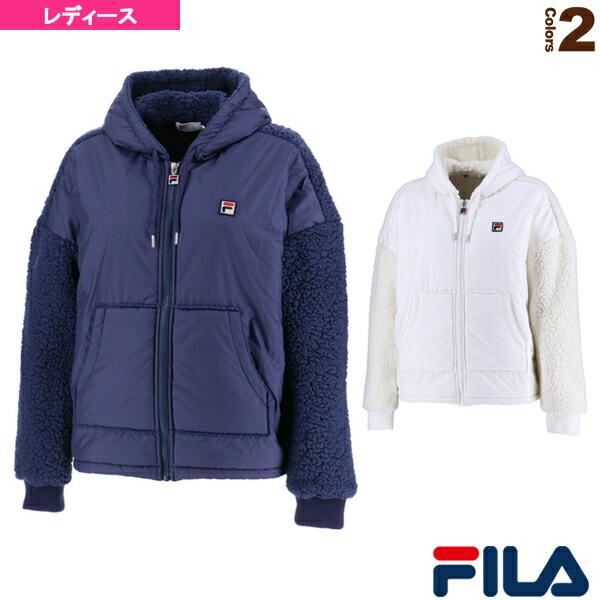 フーデッドジャケット/レディース(VL1740)