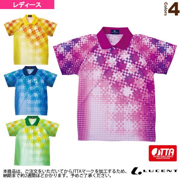 ゲームシャツ/JTTA公認マーク付/レディース(XLP-479xP)