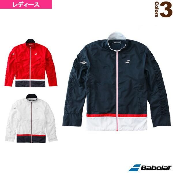 ウィンドジャケット/カラープレイライン/レディース(BTWMJK04)