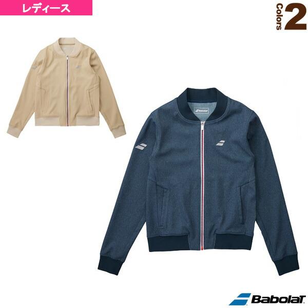 【予約】デニムジャケット/カラープレイライン/レディース(BTWMJK44)