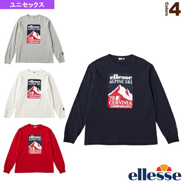 ヘリテージ ロングスリーブウインターマウンテンTシャツ/ユニセックス(EH18301)