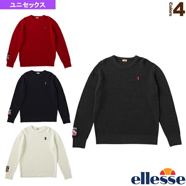 ヘリテージ エンブレムニットクルー/Emblem Knit Crew/ユニセックス(EH78300)