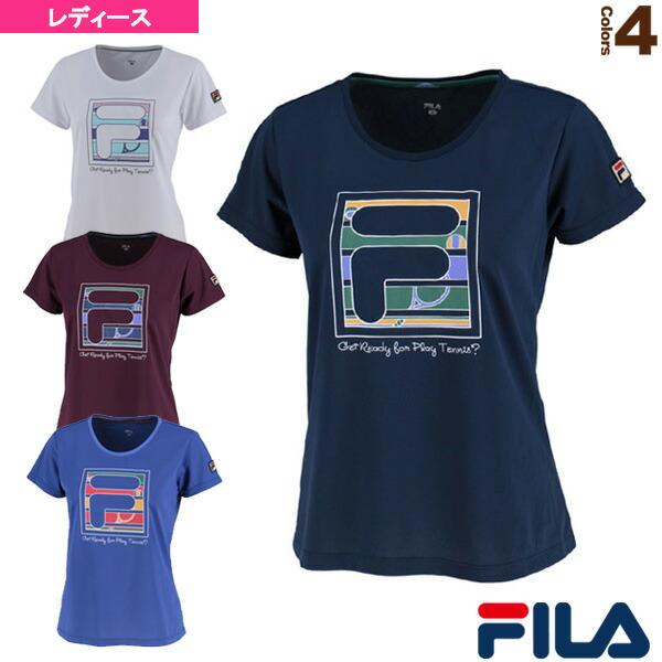グラフィックTシャツ/レディース(VL1851)