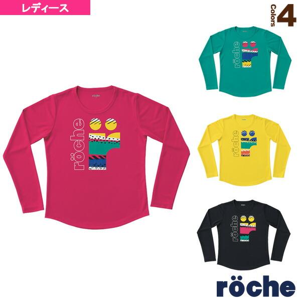 レディース長袖Tシャツ/レディース(R8A35A)