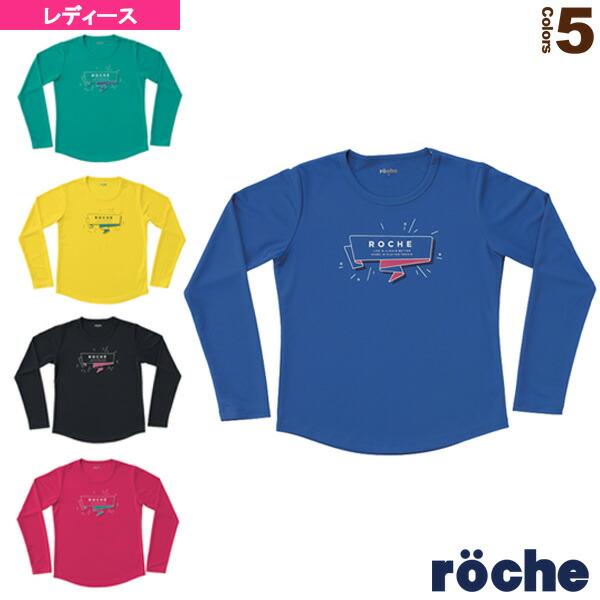 レディース長袖Tシャツ/レディース(R8A36A)