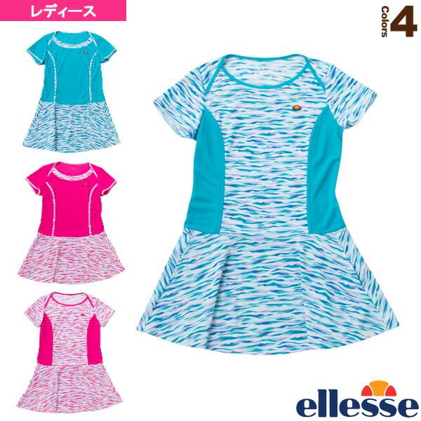 【予約】ショートスリーブクールドットドレス/S/S Cool Dot Dress/レディース(EW09119)