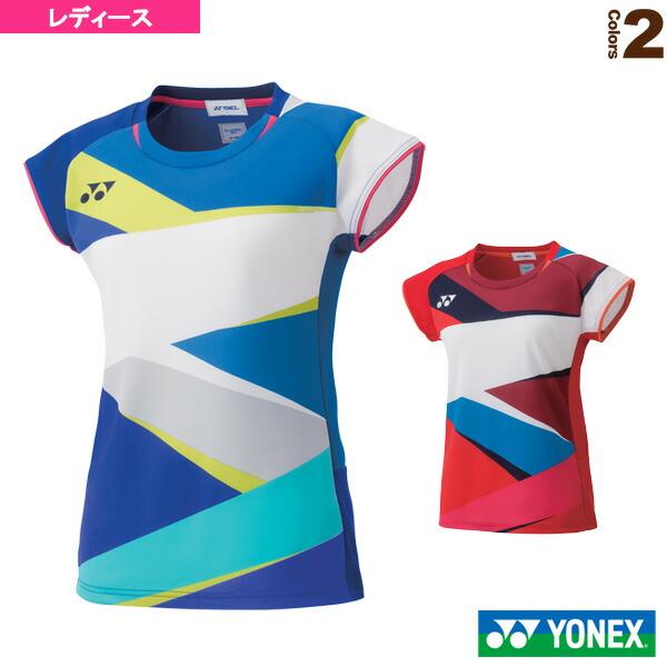 ゲームシャツ/フィットスタイル/レディース(20490)
