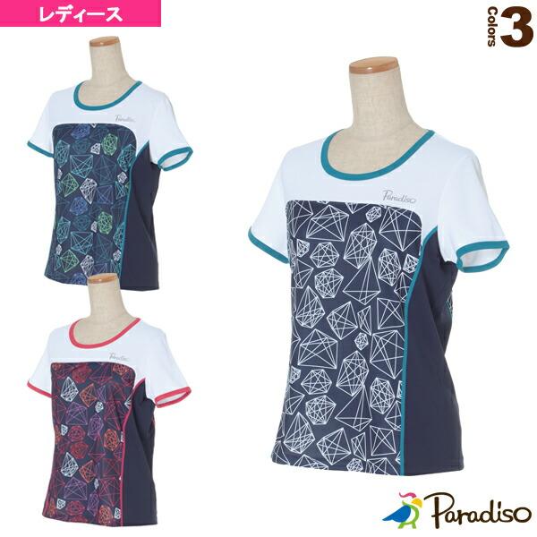 半袖ゲームシャツ/レディース(QCL06A)