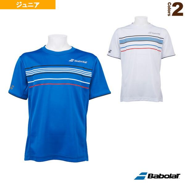 ショートスリーブシャツ/カラープレイライン/ジュニア(BTJOJA00)