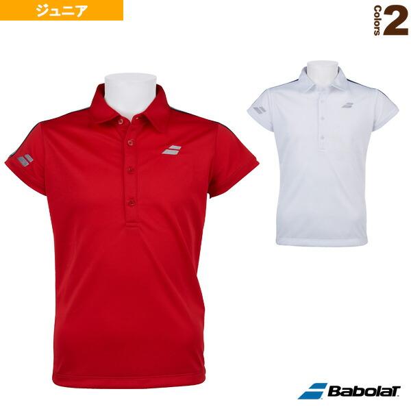 ショートスリーブシャツ/カラープレイライン/ジュニア(BTJOJA01)