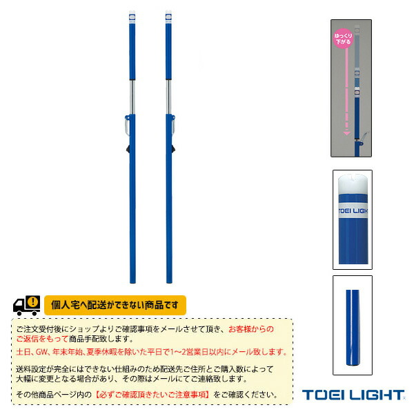 [送料別途]ソフトバレー・バドCC(検)/2本1組(B-2747)