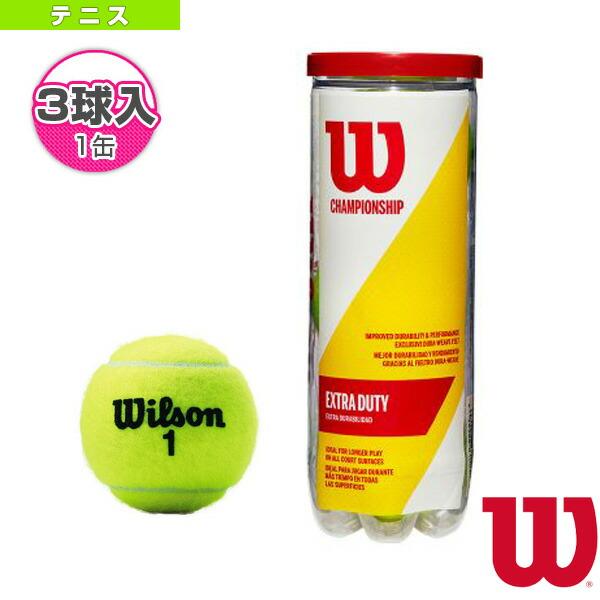 CHAMPIONSHIP EXTRA DUTY/チャンピオンシップ・エクストラ・デューティー/1缶3球入(WRT100101)