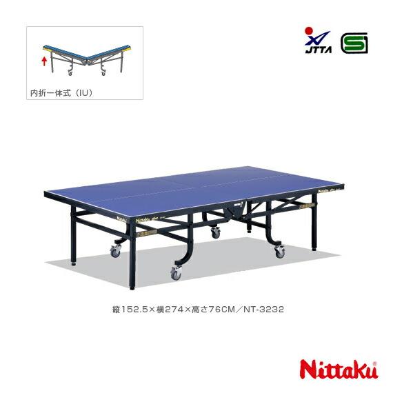 [送料別途]Nittaku ウイング DX-40】内折一体式ダンパー付(NT-3232)