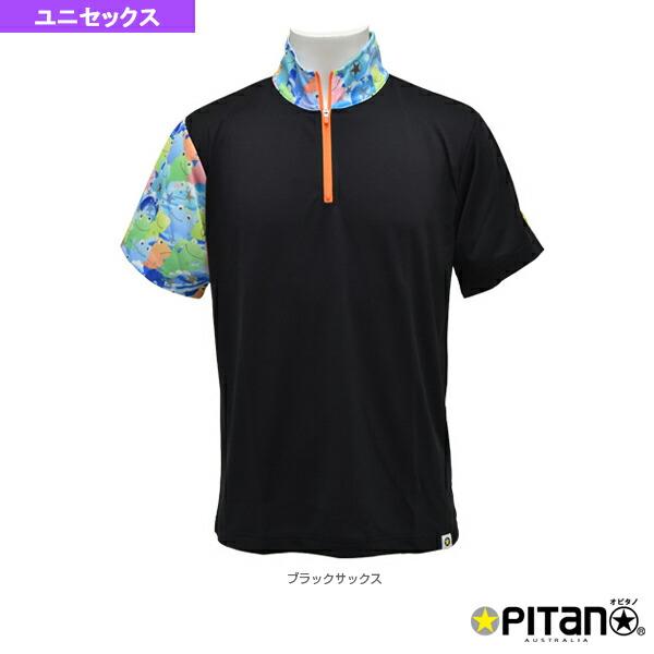 UVカット&クール・ジップシャツmuji/ユニセックス(OPT-112)