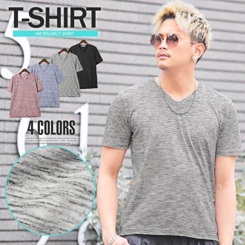 MIX天竺Tシャツ