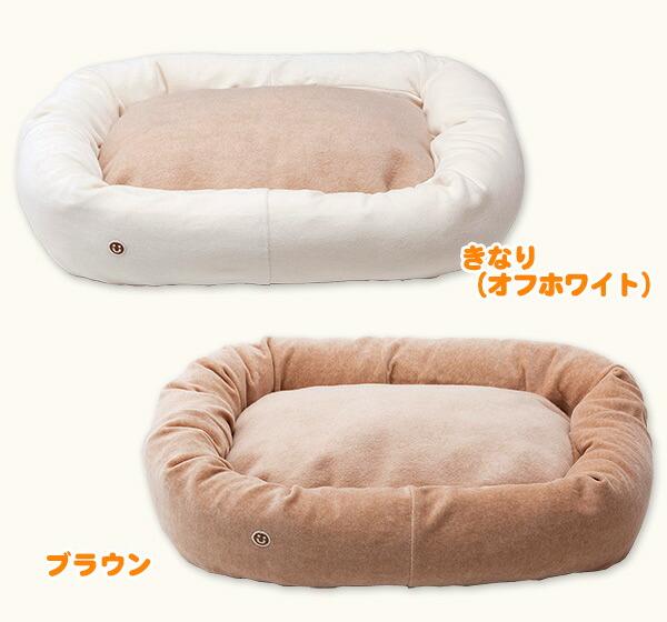 犬用ベッドのカラー