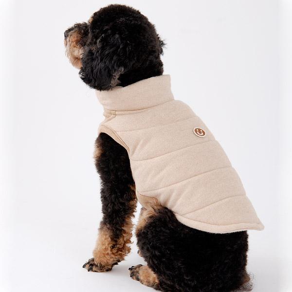 中綿ベスト(ミュッターの犬の服)
