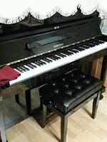 ディアパソンピアノ 中古 126