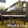 ウェンドル&ラング GP-151 これで全部でアップライトピアノを合わせて4機種展示!人気のブランドです!