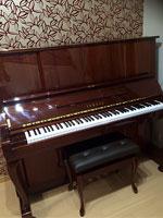 ヤマハピアノ  W106B
