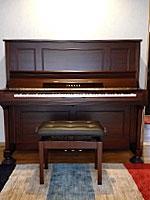 ヤマハピアノ W3A wn