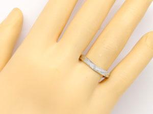 リング,天然ダイヤモンド