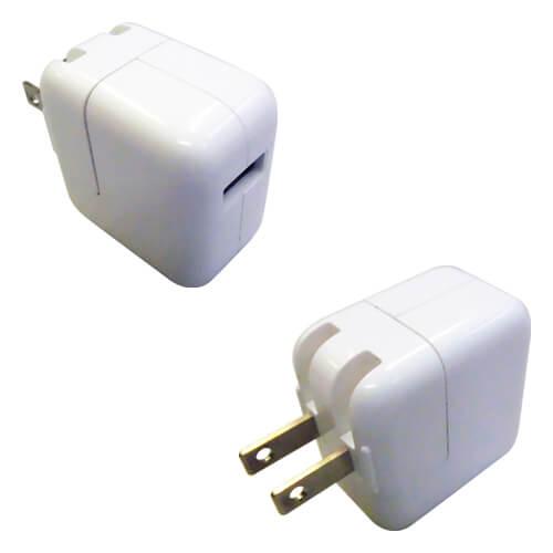 Apple 電源 ACアダプタ 10W USB充電