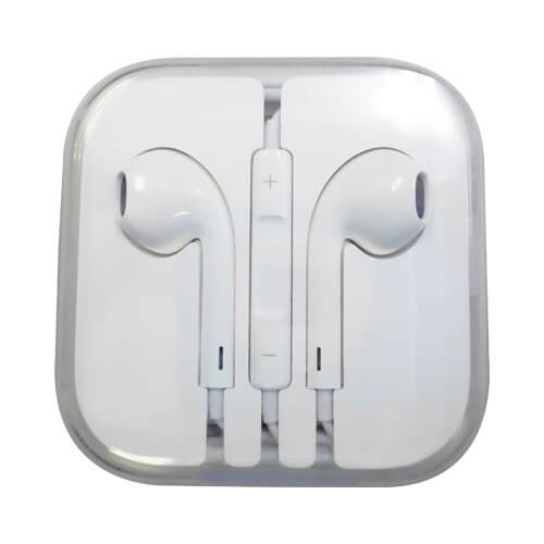 Apple EarPods with Remote and Mic MD827FE/A