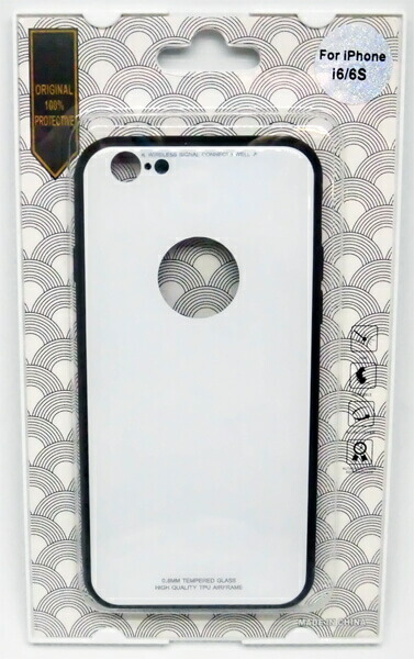 iPhone6 / 6s専用 強化ガラスケース