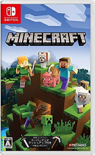 Minecraft ニンテンドースイッチ版