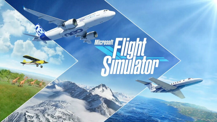 Microsoft Flight Simulator(マイクロソフト フライト シミュレータ )