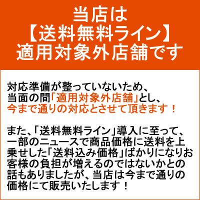 【共通の送料込みライン】適用対象外店舗