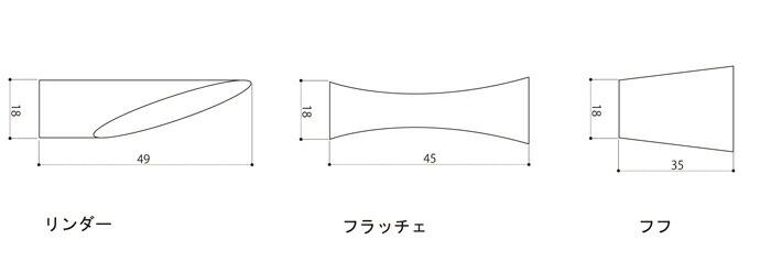 ライン寸法図