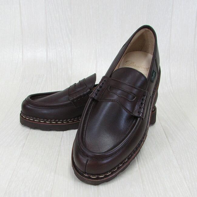 Paraboot パラブーツ メンズ ローファー ランス REIMS 099413 チロリアン シューズ フランス製 靴