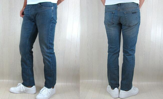 db84dc57b615 デニム GEP010/ サイズ:30 ホワイトデニム ブルー PRADA パンツ メンズ ジーンズ プラダ