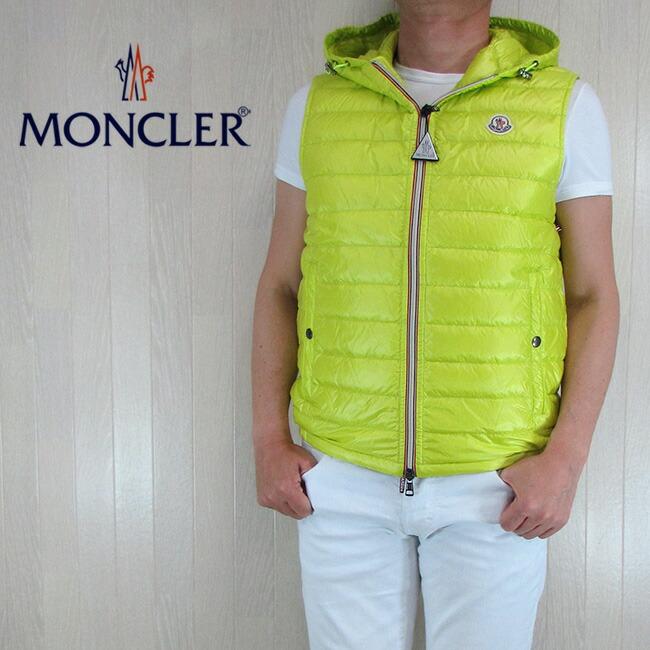 モンクレール MONCLER メンズ ダウンベスト ダウン ベスト ライトダウン