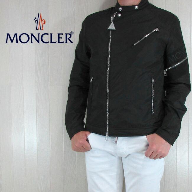 モンクレール MONCLER メンズ ジャケット ライダース ブルゾン アウター