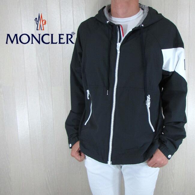 モンクレール MONCLER メンズ ジャケット ナイロン フード アウター ブルゾン