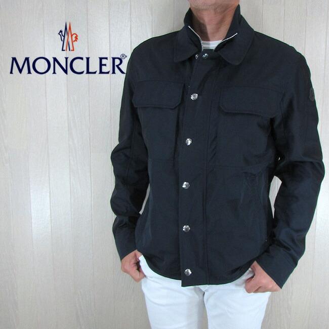 モンクレール MONCLER メンズ ブルゾン ジャケット ミリタリー アウター