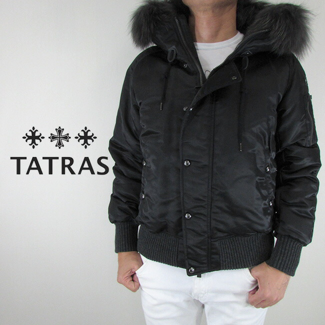 タトラス TATRAS メンズ ダウンジャケット ダウン アウター ボンバージャケット