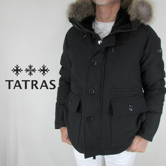 タトラス TATRAS  メンズ ダウン ダウンジャケット マウンテンパーカー