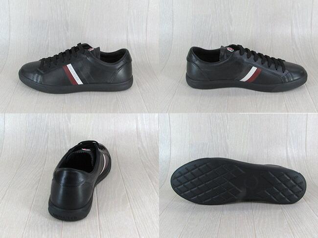 モンクレール MONCLER レザー スニーカー スニーカー ローカット シューズ メンズ 靴