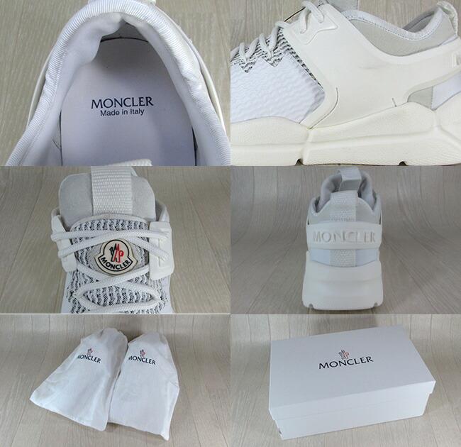 モンクレール MONCLER スニーカー ローカット シューズ メンズ 靴