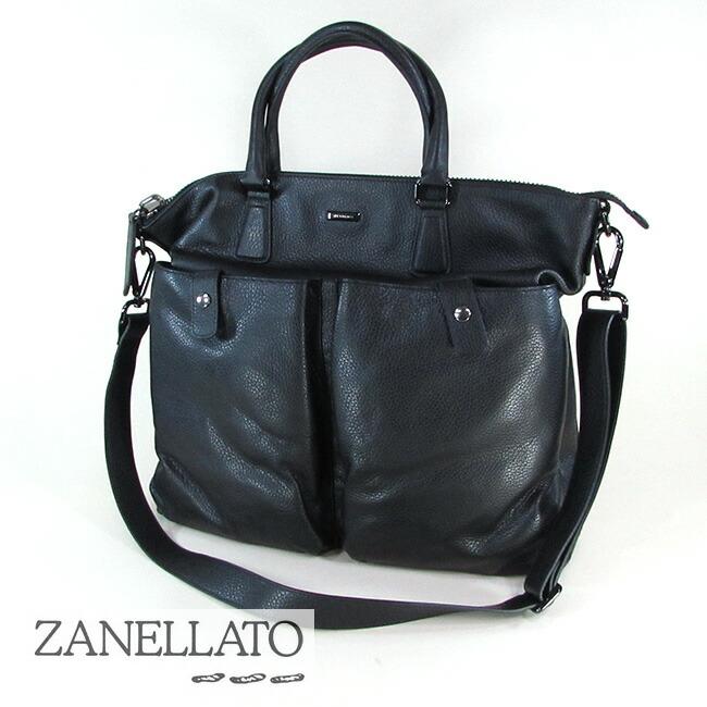 ザネラート ZANELLATO トートバッグ メンズ バッグ 手持ち ハンドバッグ