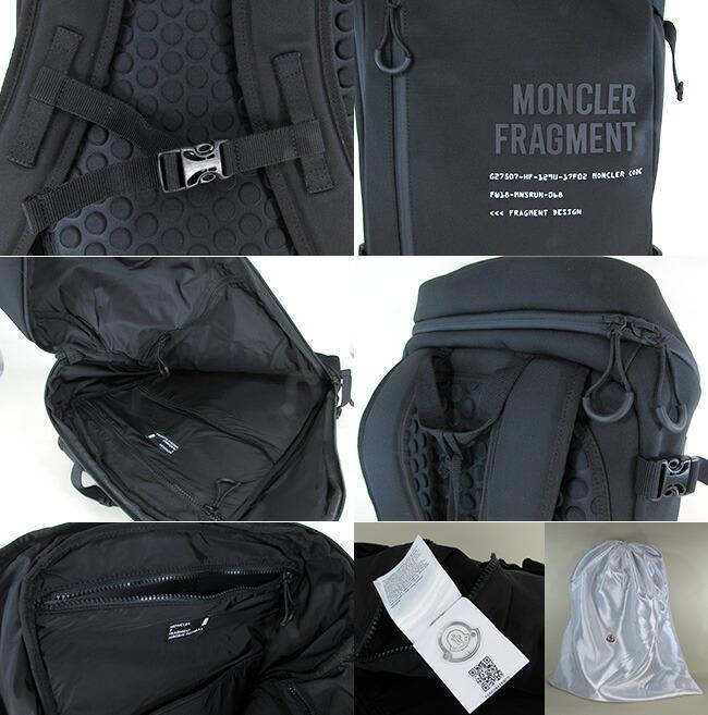 モンクレール ジーニアス MONCLER GENIUS メンズ バッグ リュックサック 鞄