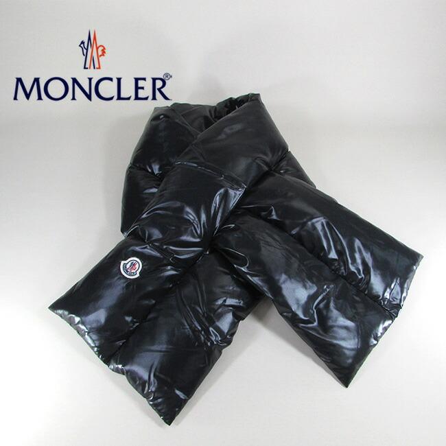 モンクレール MONCLER マフラー ダウンマフラー 小物 ギフト