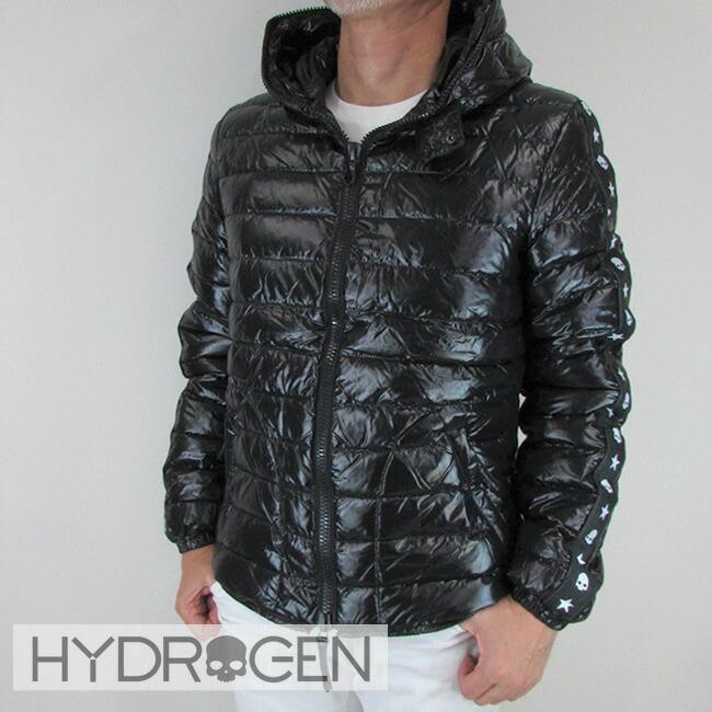 ハイドロゲン HYDROGEN メンズ ダウンジャケット コラボモデル スカル ダウン アウター