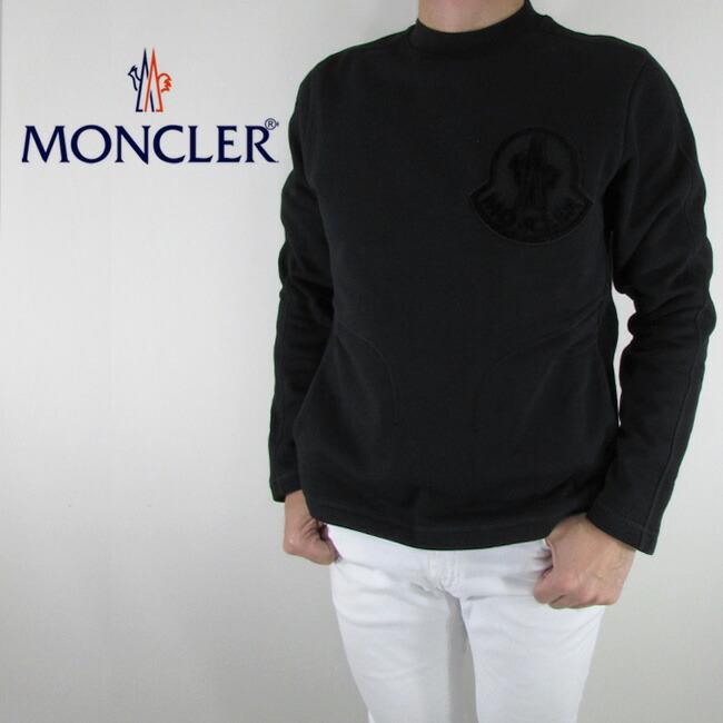 モンクレール MONCLER メンズ スウェット トレーナー プルオーバー