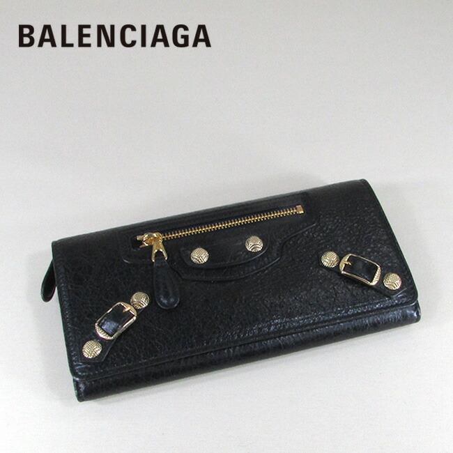 0e9605e8fdcf ... バレンシアガ BALENCIAGA 財布 二つ折り 長財布 小銭入れ付き 小物 ギフト